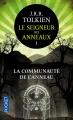 Couverture Le Seigneur des Anneaux, tome 1 : La communauté de l'anneau / La fraternité de l'anneau Editions Pocket 2013