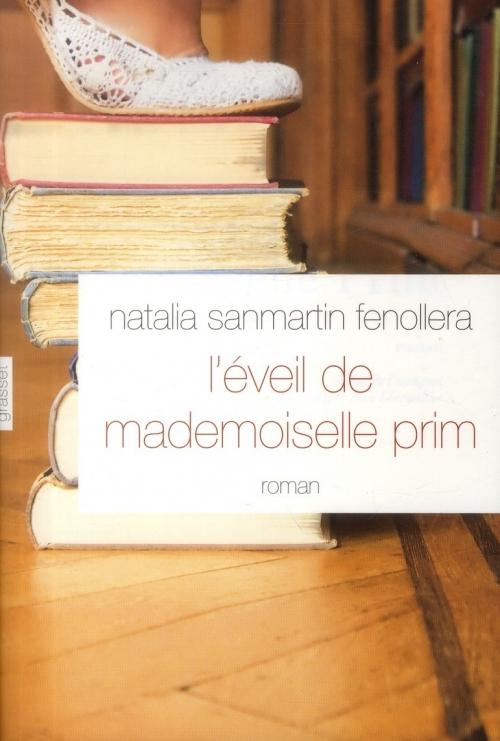 Couverture L'éveil de mademoiselle Prim