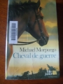 Couverture Cheval de guerre Editions Folio  (Junior) 1986
