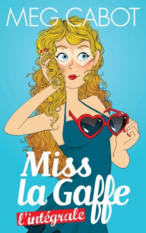 Couverture Miss La Gaffe, intégrale