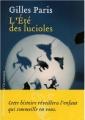 Couverture L'été des lucioles Editions Héloïse d'Ormesson 2014