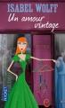 Couverture Un amour vintage Editions Pocket 2013