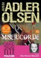 Couverture Département V, tome 01 : Miséricorde Editions Audiolib (Suspense) 2012