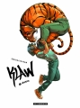 Couverture Klaw, tome 1 : Eveil Editions Le Lombard 2013