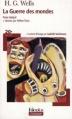 Couverture La Guerre des mondes Editions Folio  (Plus classiques) 2007