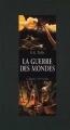 Couverture La guerre des mondes Editions Gallimard  (1000 soleils) 1988