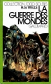 Couverture La Guerre des mondes Editions Gallimard  (1000 soleils) 1980