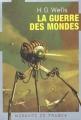 Couverture La guerre des mondes Editions Mercure de France (Littérature générale) 2005