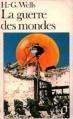 Couverture La guerre des mondes Editions Folio  1978