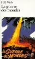 Couverture La Guerre des mondes Editions Folio  1990