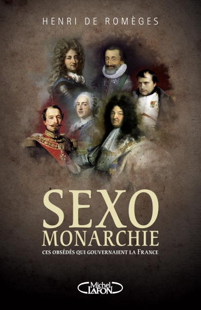 Couverture Sexo-monarchie