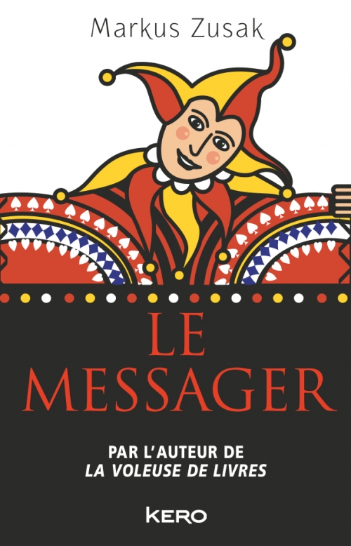 Couverture Le messager