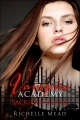 Couverture Vampire academy, tome 6 : Sacrifice ultime Editions France loisirs 2013