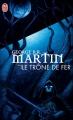Couverture Le Trône de fer, tome 01 Editions J'ai Lu (Fantasy) 2008