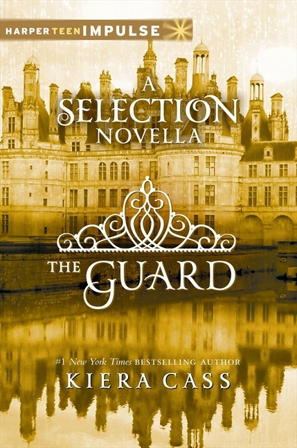 Couverture The Selection, book 2.5 : The Guard