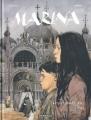 Couverture Marina, tome 1 : Les enfants du Doge Editions Dargaud 2013