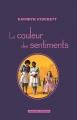 Couverture La couleur des sentiments Editions Jacqueline Chambon 2013