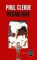 Couverture Nécrologie Editions Le Livre de Poche (Thriller) 2013