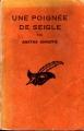 Couverture Une poignée de seigle Editions Librairie des  Champs-Elysées  (Le masque) 1957