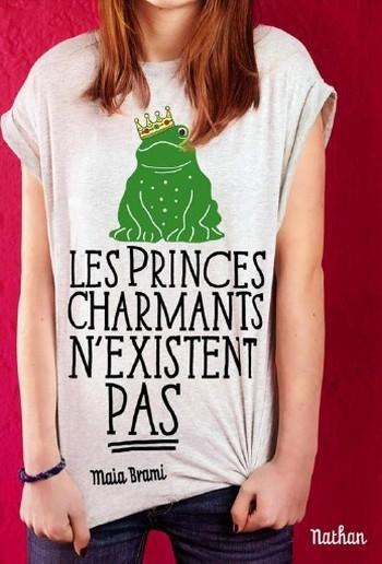 Couverture Les princes charmants n'existent pas