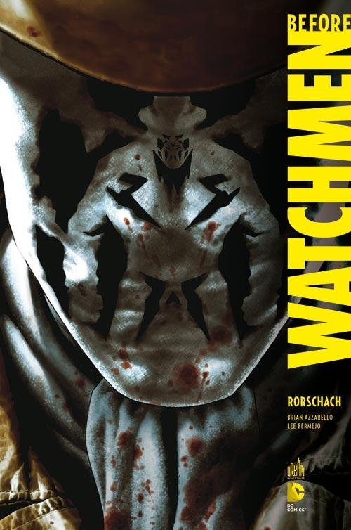 Couverture Before Watchmen : Rorschach