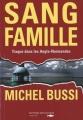 Couverture Sang famille Editions des Falaises 2009