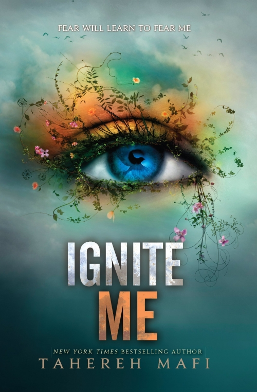 Couverture Ignite Me