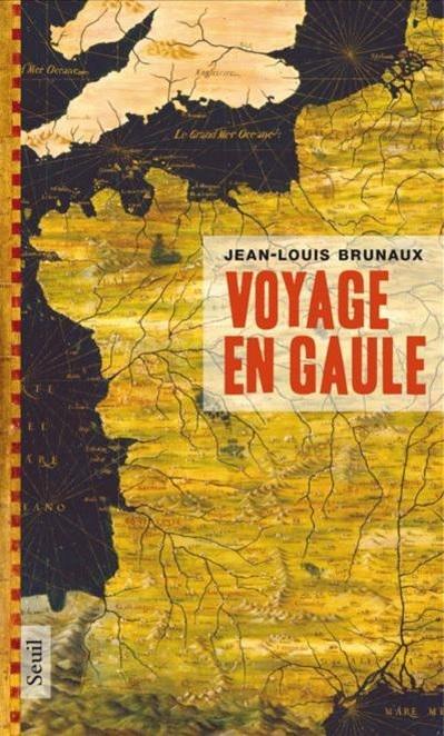 Couverture Voyage en Gaule