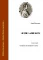 Couverture Le Décaméron Editions Ebooks libres et gratuits 2012