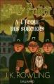 Couverture Harry Potter, tome 1 : Harry Potter à l'école des sorciers Editions Gallimard  2012