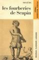 Couverture Les Fourberies de Scapin Editions Larousse (Nouveaux classiques) 1972