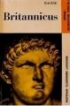 Couverture Britannicus Editions Larousse (Nouveaux classiques) 1958