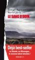 Couverture Le Sang d'Odin Editions Prisma (Noir) 2013