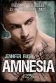 Couverture Amnesia, tome 1 Editions Albin Michel 2013