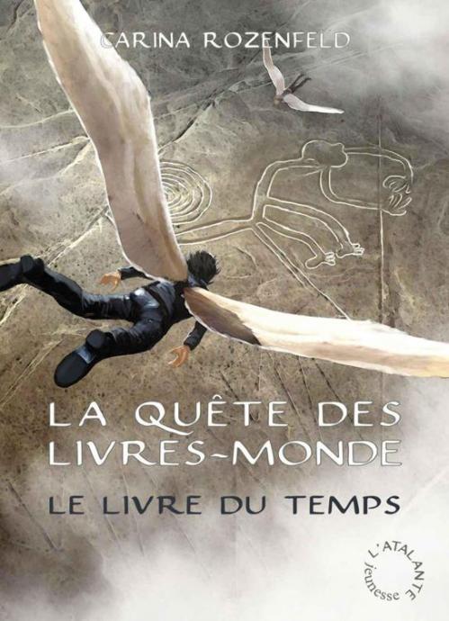 Couverture La Quête des Livres-Monde, tome 3 : Le Livre du temps
