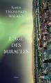 Couverture L'âge des miracles Editions Presses de la cité 2012