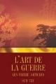 Couverture L'art de la guerre : Les treize articles / L'art de la guerre Editions Ebooks libres et gratuits 2012