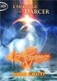 Couverture L'héritage des Darcer, tome 2 : Allégeance Editions Michel Lafon (Poche) 2014