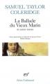 Couverture La ballade du vieux marin Editions Gallimard  (Poésie) 2005
