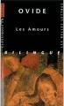 Couverture Les amours Editions Les belles lettres (Classiques en poche) 2005