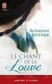 Couverture Le chant de la louve Editions J'ai lu (Pour elle - Aventures & passions) 2014
