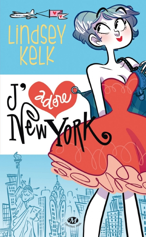 Couverture J'adore New York
