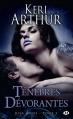Couverture Risa Jones, tome 3 : Ténèbres dévorantes Editions Milady 2013