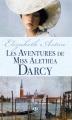 Couverture Les aventures de miss Alethea Darcy Editions Milady (Romance) 2012