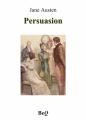 Couverture Persuasion Editions Bibliothèque Electronique du Québec 2013