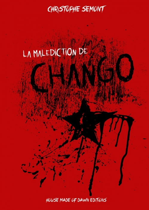 Couverture La malédiction de Chango