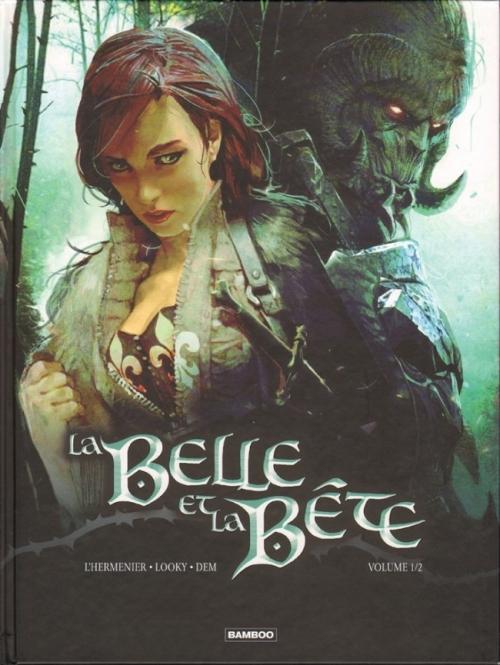 Couverture La Belle et la Bête (L'Hermenier), tome 1