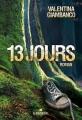 Couverture 13 jours Editions Albin Michel 2014
