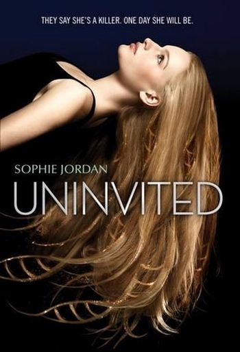 Couverture Uninvited