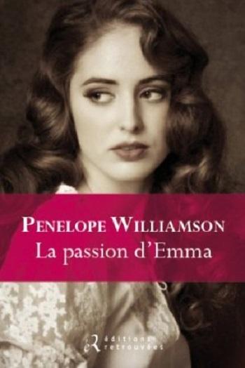 Couverture La passion d'Emma